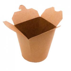 Caja delivery circular