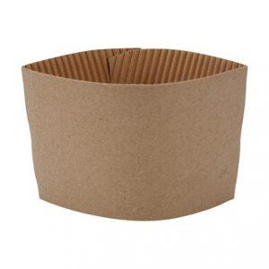 Cubre vaso cartón