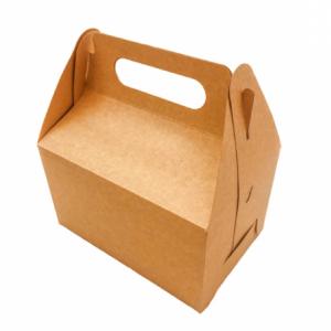 Caja delivery con manilla
